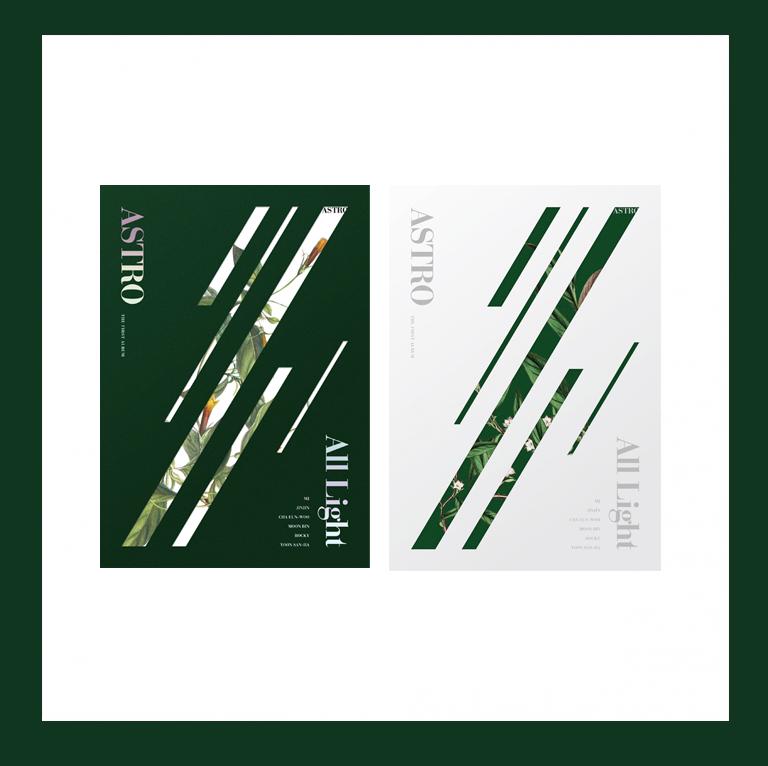 아스트로(ASTRO) Album